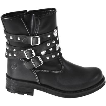 Boty Děti Kotníkové boty Melania ME6846F8I.B Černá
