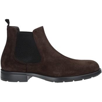 Boty Muži Kotníkové boty Maritan G 172697MG Hnědý