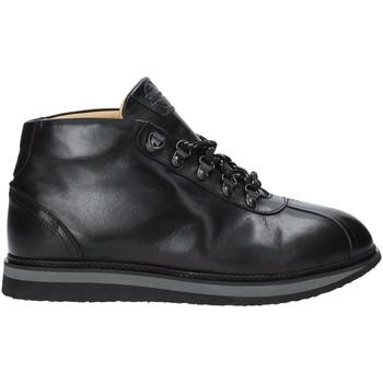 Boty Muži Kotníkové boty Exton 771 Černá
