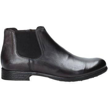 Boty Muži Kotníkové boty Exton 3117 Šedá