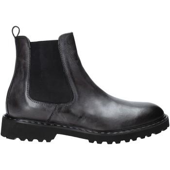 Boty Muži Kotníkové boty Exton 9059 Šedá