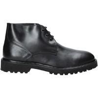 Boty Muži Kotníkové boty Exton 9058 Černá