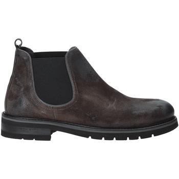 Boty Muži Kotníkové boty Exton 65 Šedá