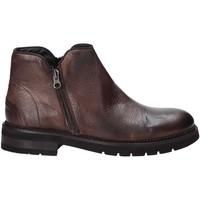 Boty Muži Kotníkové boty Exton 25 Hnědý