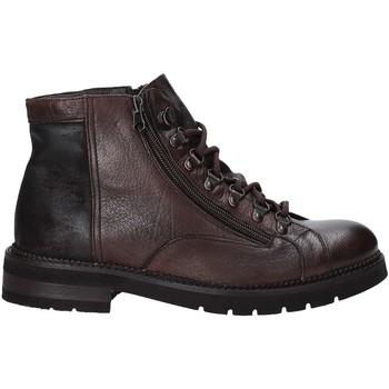 Boty Muži Kotníkové boty Exton 28 Hnědý