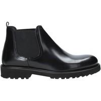 Boty Muži Kotníkové boty Exton 465 Černá