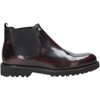 Boty Muži Kotníkové boty Exton 465 Červené