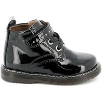 Boty Děti Kotníkové boty Grunland PP0265 Černá