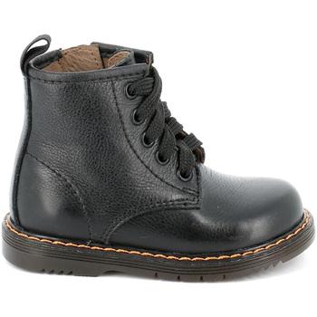 Boty Děti Kotníkové boty Grunland PP0255 Černá
