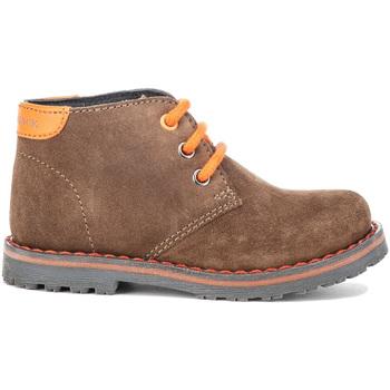 Boty Děti Kotníkové boty Lumberjack SB64509 001 A01 Hnědý