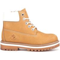 Boty Děti Kotníkové boty Lumberjack SG50501 001 D01 Žlutá