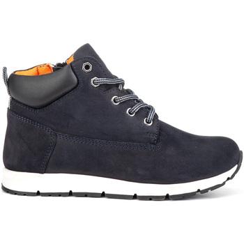 Boty Děti Kotníkové boty Lumberjack SB65301 001 M23 Modrý