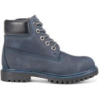Boty Děti Kotníkové boty Lumberjack SB00101 021 D01 Modrý