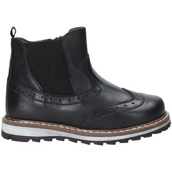 Boty Děti Kotníkové boty Melania ME2603D9I.A Černá