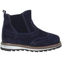 Boty Děti Kotníkové boty Melania ME2603D9I.B Modrý