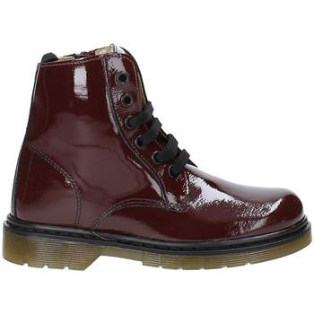 Boty Děti Kotníkové boty Melania ME6623F9I.A Červené