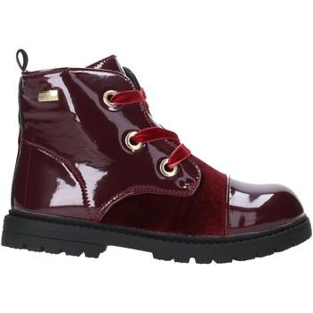 Boty Děti Kotníkové boty Miss Sixty W19-SMS619 Červené