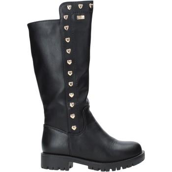 Boty Děti Kotníkové boty Miss Sixty W19-SMS680 Černá
