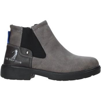 Boty Děti Kotníkové boty U.s. Golf W19-SUK550 Šedá