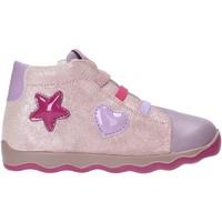Boty Děti Kotníkové boty Primigi 4359500 Růžový