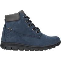 Boty Děti Kotníkové boty Primigi 4388600 Modrý