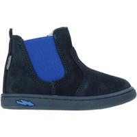 Boty Děti Kotníkové boty Primigi 4404200 Modrý