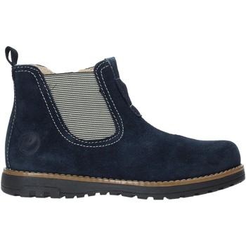 Boty Děti Kotníkové boty Primigi 4411000 Modrý