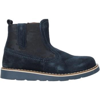 Boty Děti Kotníkové boty Primigi 4420000 Modrý