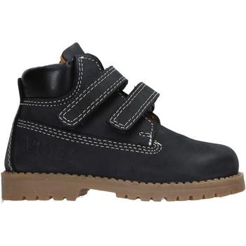 Boty Děti Kotníkové boty Valleverde 36801 Modrý