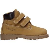 Boty Děti Kotníkové boty Valleverde 36801 Žlutá