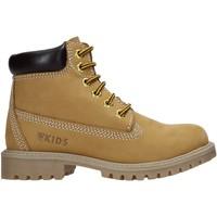 Boty Děti Kotníkové boty Valleverde 36803 Žlutá