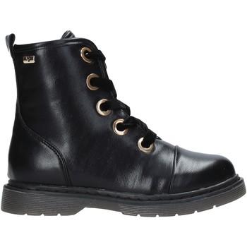 Boty Děti Kotníkové boty Valleverde 10243 Černá