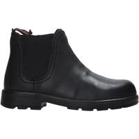 Boty Děti Kotníkové boty Valleverde 36830 Černá