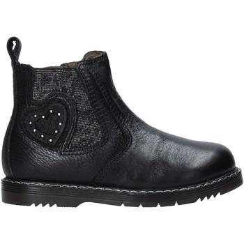 Boty Děti Kotníkové boty Grunland PP0414 Černá