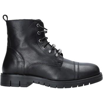 Boty Děti Kotníkové boty Grunland PO1504 Černá