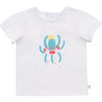 Textil Chlapecké Trička s krátkým rukávem Carrément Beau Y95275-10B Bílá