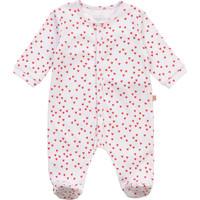 Textil Dívčí Pyžamo / Noční košile Carrément Beau Y97101-10B Bílá
