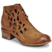 Boty Ženy Kotníkové boty Airstep / A.S.98 GIVE PERF Velbloudí hnědá