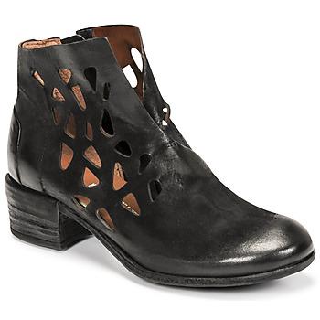 Boty Ženy Kotníkové boty Airstep / A.S.98 GIVE PERF Černá
