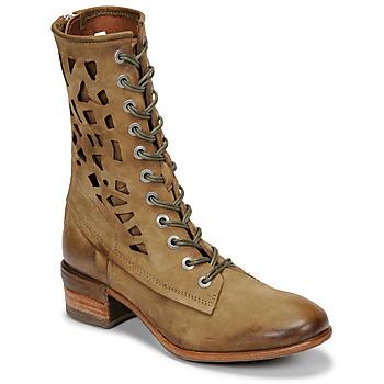 Boty Ženy Kotníkové boty Airstep / A.S.98 GIVE HIGH Khaki