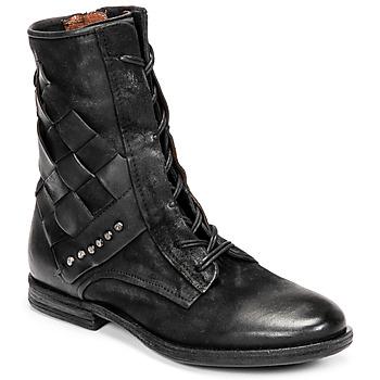 Boty Ženy Kotníkové boty Airstep / A.S.98 ZEPORT TRESSE Černá