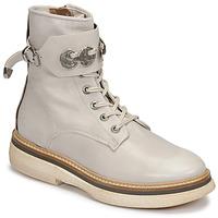 Boty Ženy Kotníkové boty Airstep / A.S.98 IDLE Bílá