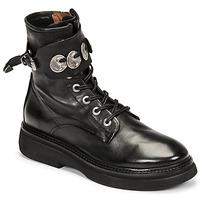 Boty Ženy Kotníkové boty Airstep / A.S.98 IDLE Černá