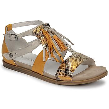Boty Ženy Sandály Regard BASTIL2 Žlutá