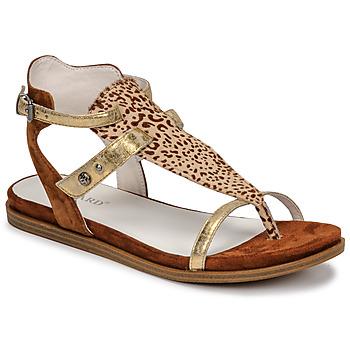 Boty Ženy Sandály Regard BAZUR2 Hnědá