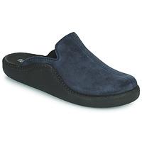 Boty Muži Papuče Romika Westland MONACO 203 Tmavě modrá