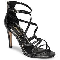 Boty Ženy Sandály Buffalo MERCY 2 Černá