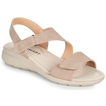 Boty Ženy Sandály Damart 67808 Béžová / Růžová