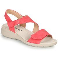 Boty Ženy Sandály Damart 67808 Červená