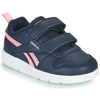 Boty Dívčí Nízké tenisky Reebok Classic REEBOK ROYAL PRIME 2.0 2V Tmavě modrá / Růžová